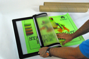 Easyboard Exhibitor Display Board